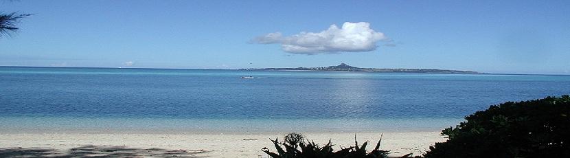 沖縄県 本部町 備瀬にあるダイビングショップ&民宿。美ら海水族館に近い宿!